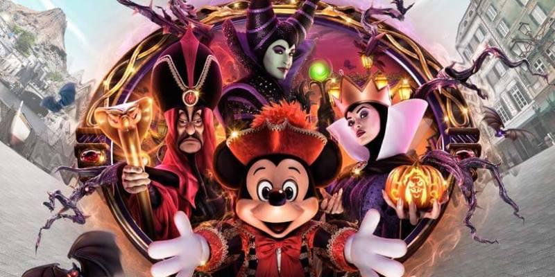Photos Take A Look At Tokyo Disneysea Halloween Celebration