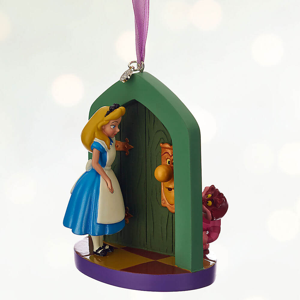 New Disney sketchbook ornaments from Disney Store   Inside the Magic