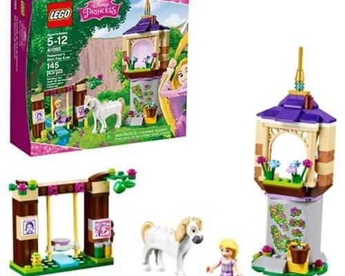 lego tangled rapunzel s best day ever inside the magic
