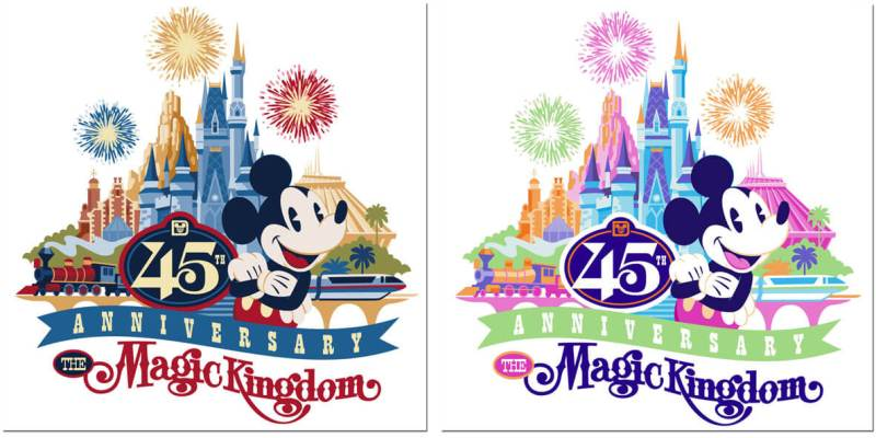 Disney World S Magic Kingdom To Celebrate 45th Anniversary On October 1