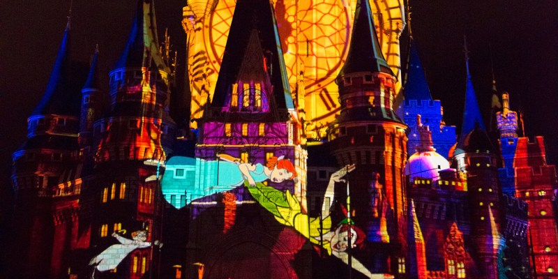 Disneys magic kingdom to debut once upon a time projection show disneys magic kingdom to debut once upon a time projection show on november 4 publicscrutiny Gallery
