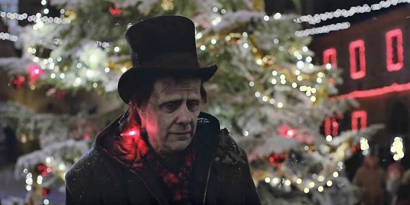 apple nails the christmas spirit in this new holiday commercial starring frankensteins monster