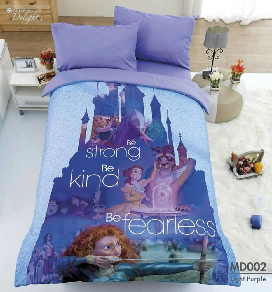 New Disney Princess Bed Sets Featuring Belle And Ariel