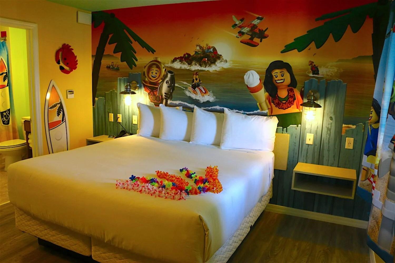 Inside The New LEGOLAND Beach Retreat, A Colorful Hotel Experience Thatu0027s  Distinctly Florida