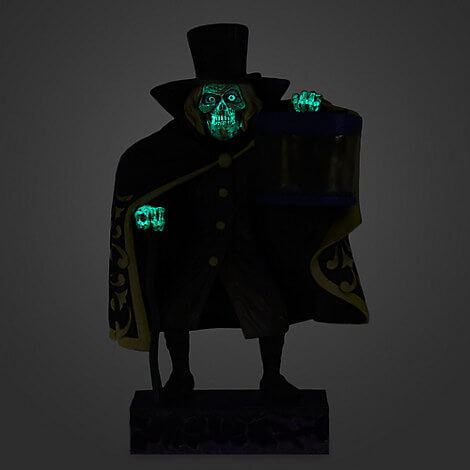 Hat Box Ghost Figure by Jim Shore