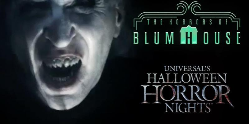 horrors of blumhouse massive haunted house announced for halloween horror nights at universal studios