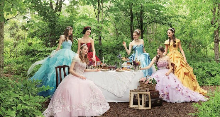 New Disney Wedding Dress Collection Will Make Any Bride A Princess On Her Day