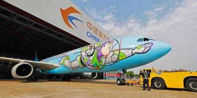 Toy Story plane