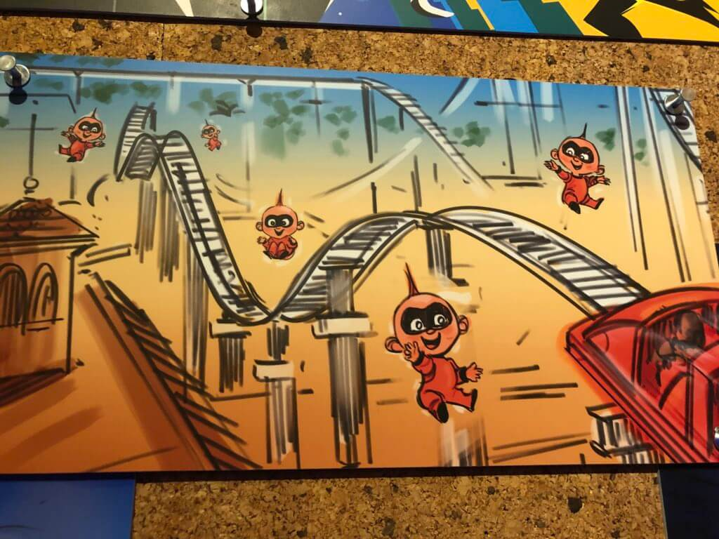 Blue Sky Cellar reopens with all-new Pixar Pier art and models at ...