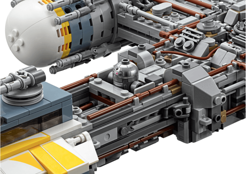 """PHOTOS: LEGO reveals new """"Star Wars"""" Ultimate Collector Series Y ..."""