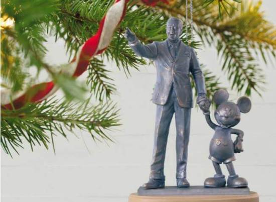 from high tech tree trimming to cute character creations hallmark has a winter wonderland of disney driven and universally fun dcor delightfulness