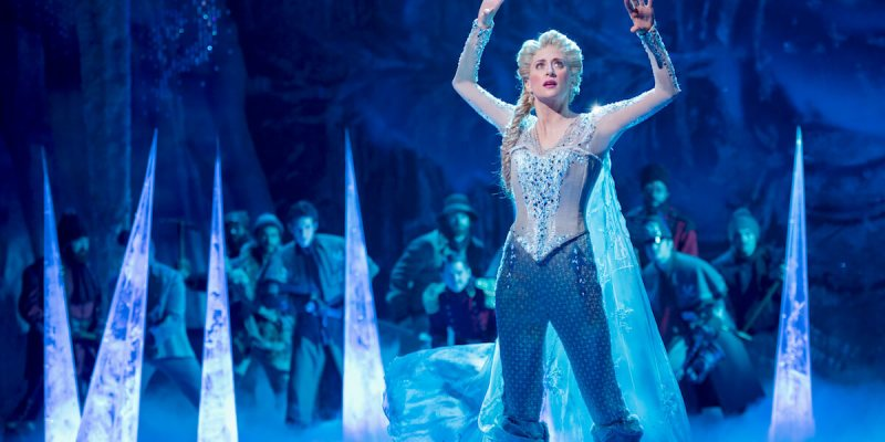 """""""Frozen"""" the Broadway musical, North American tour"""