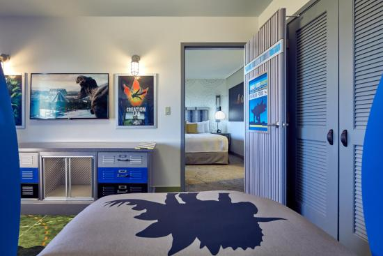 Jurassic World Kids' Suites