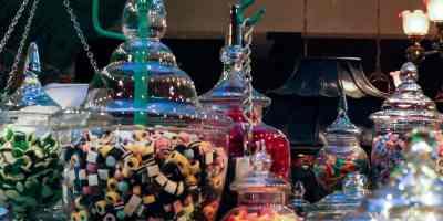 Wizarding World sweet treats