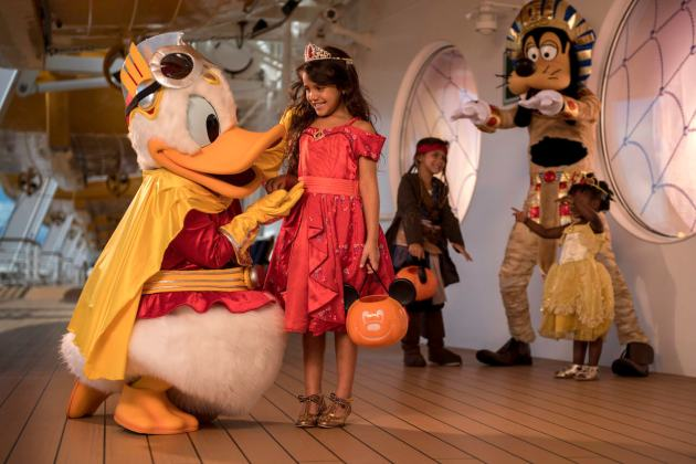 Halloween On The High Seas Special Holiday Cruises Return