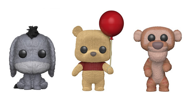 new christopher robin funko pop figures available now inside