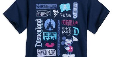 Disney Parks apparel