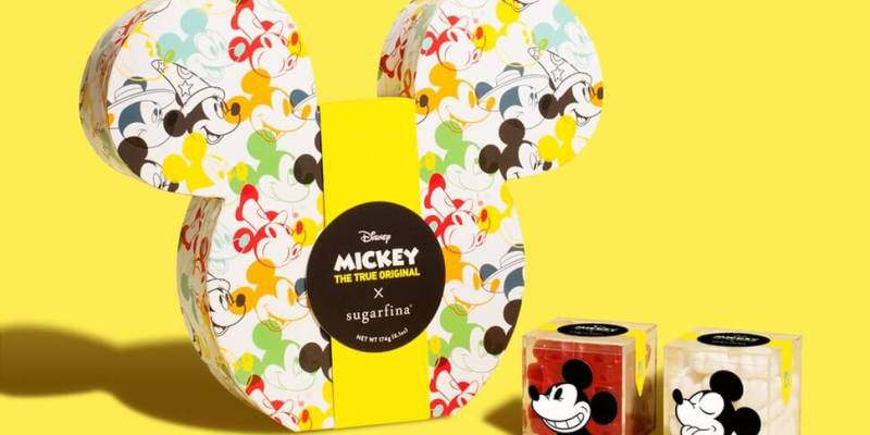 Mickey Mouse candy