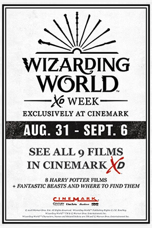 Wizarding World XD Week