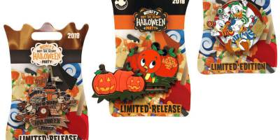 Halloween Party 2018 merchandise