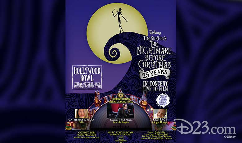 nightmare before christmas tickets go on sale to the general public on saturday september 8 at 1000 am pdt - Nightmare Before Christmas Streaming
