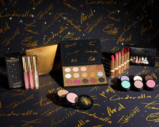 Disney Princess Inspired Cosmetics From Colourpop Added To