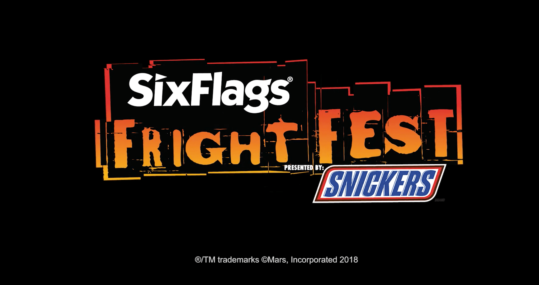 Six Flags Fright Fest 30-Hour Coffin Challenge