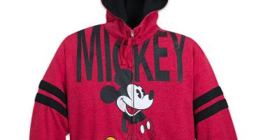 Disney cold-weather apparel