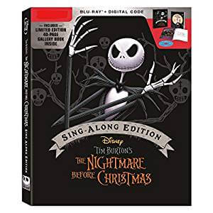 Sing along edition - The Nightmare Before Christmas