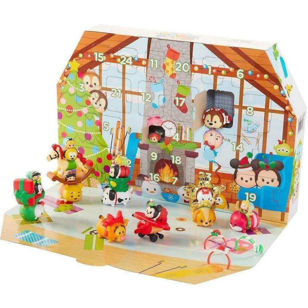 these 9 disney advent calendars are the best way to. Black Bedroom Furniture Sets. Home Design Ideas
