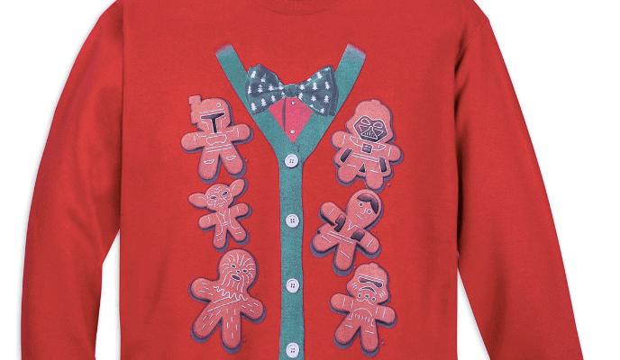 Star Wars Holiday Sweatshirts