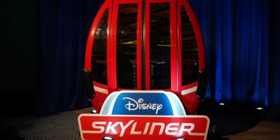 Disney Skyliner Gondolas