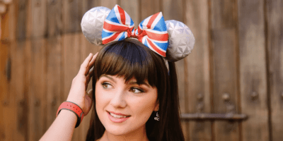 Epcot Minnie Ear Headbands