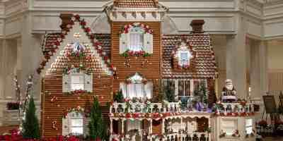 Gingerbread Displays