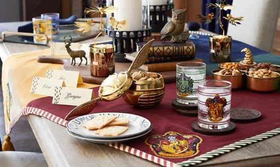Pottery Barn Harry Potter Decor
