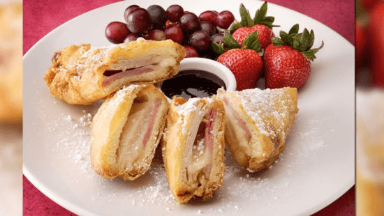 Monte Cristo from New Orleans Square, Disneyland