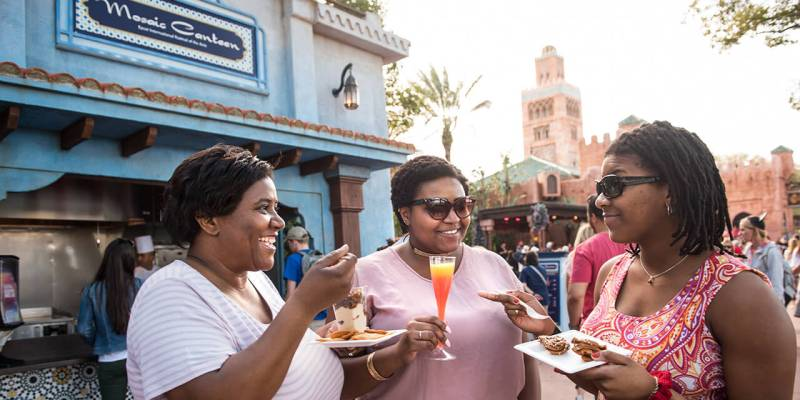 2019 International Epcot Festival of the Arts