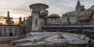 galaxy's edge sneak peek