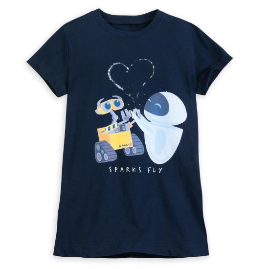 romantic Disney apparel