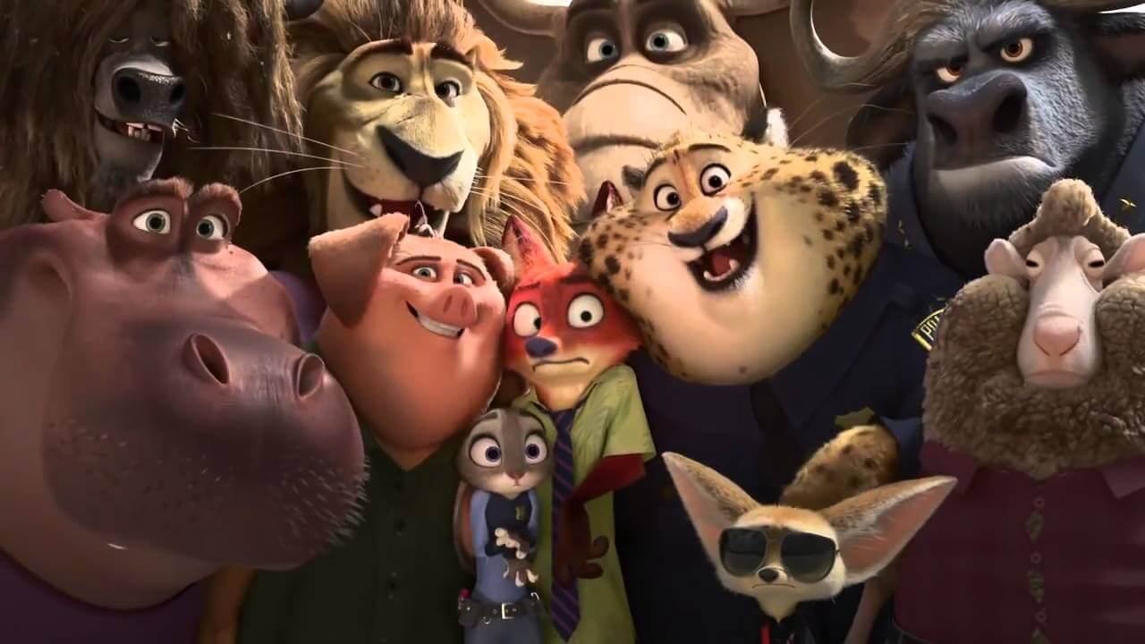 Zootopia Sequels Could Be In The Works Says Disney Actor