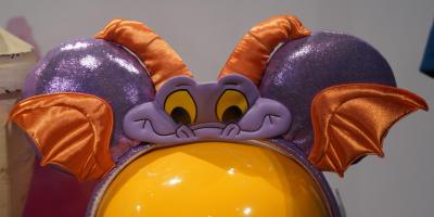 Figment Minnie Mouse Ears