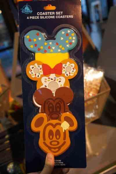 Disney Parks Snack Merchandise