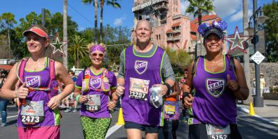 walt disney world marathon cancer