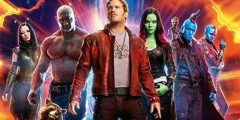 guardians of the galaxy 3 james gunn