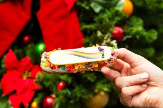 The Vanellope Eclair Is Back At Gaston's Tavern