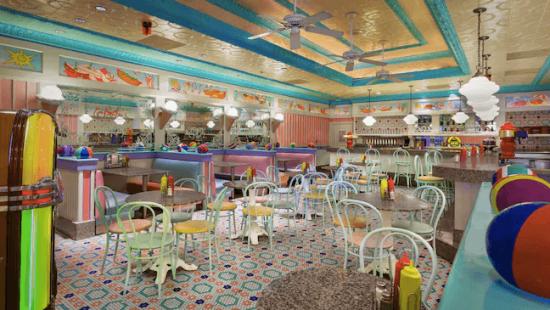 Walt Disney World S Beaches Amp Cream Soda Shop Closing For