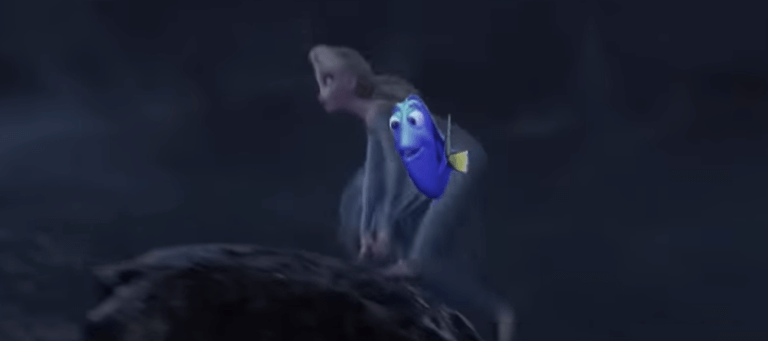 Frozen 2 Dory
