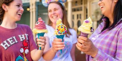 themed ice cream