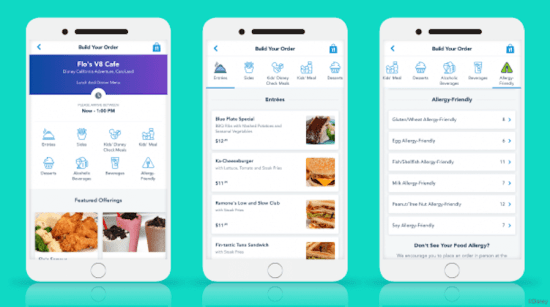 mobile order new look