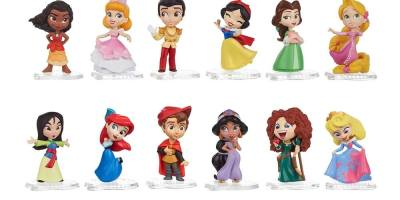 Disney Princess Comic Minis
